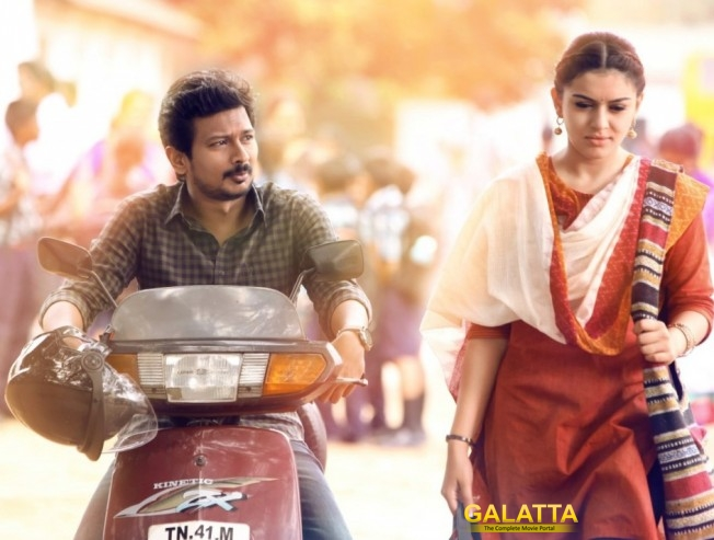 Now Manithan screened on private bus