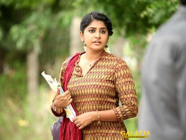 Manjima's Different in Sathriyan
