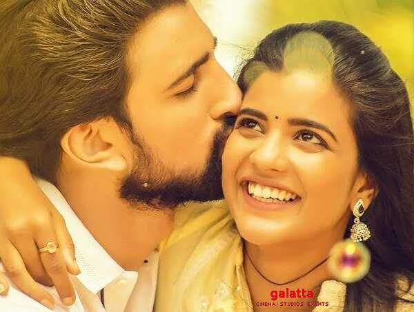 Aishwarya Rajesh's New Romantic Video Is Here!