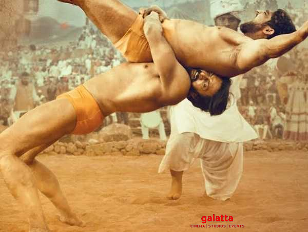Kichcha Sudeep's New Intense Pailwaan Trailer Released!