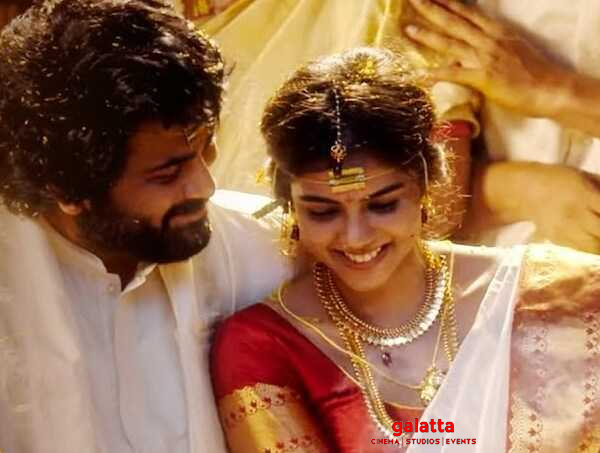 Kalyani Priyadharshan's New Romantic Video Song Is Here!