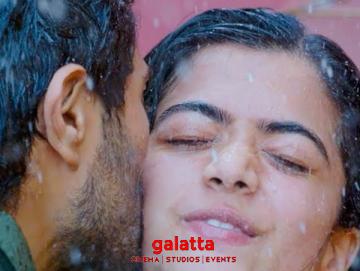 Vijay - Rashmika 's Romantic Video Song Is Here!