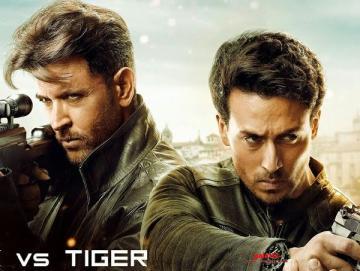 War 2 Oct videos Hrithik Roshan Tiger Shroff Vaani Kapoor - Tamil Movie Cinema News