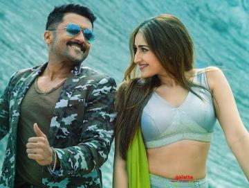 Kaappaan Kurilae Kurilae Video Tamil Suriya Sayyeshaa - Tamil Movie Cinema News