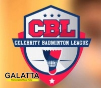 Celebrity Badminton League date postponed!