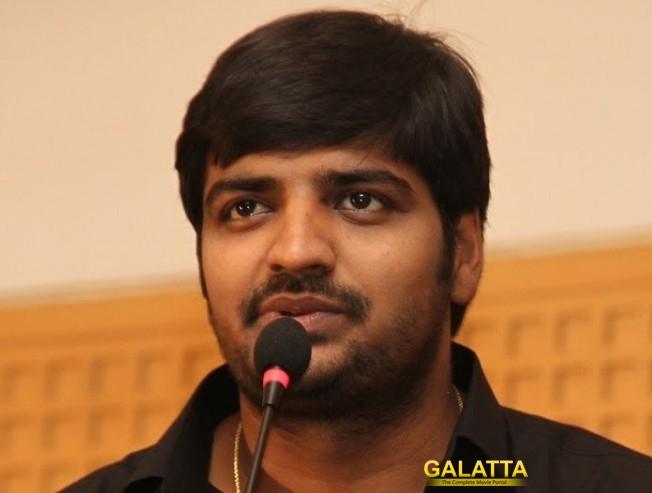 Twitter War Between RJ Balaji and Satish?