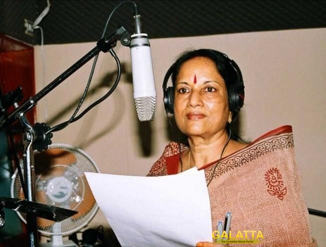 Vani Jairam joins the Oscar race