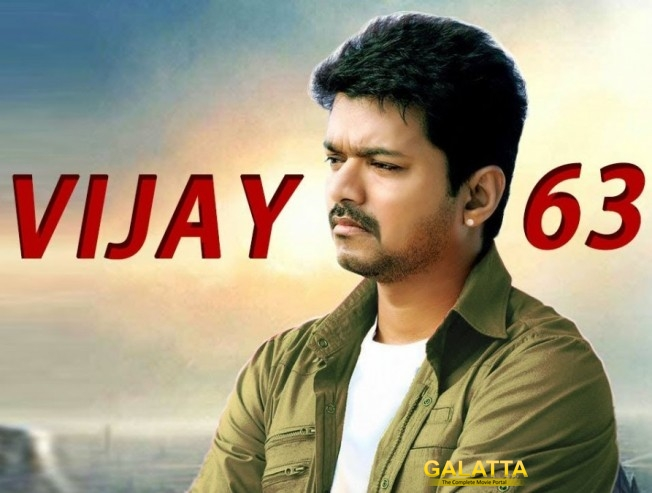 'Dai..Dona�™t  Give Me Expectations' - Trending Heroin For THALAPATHY 63?