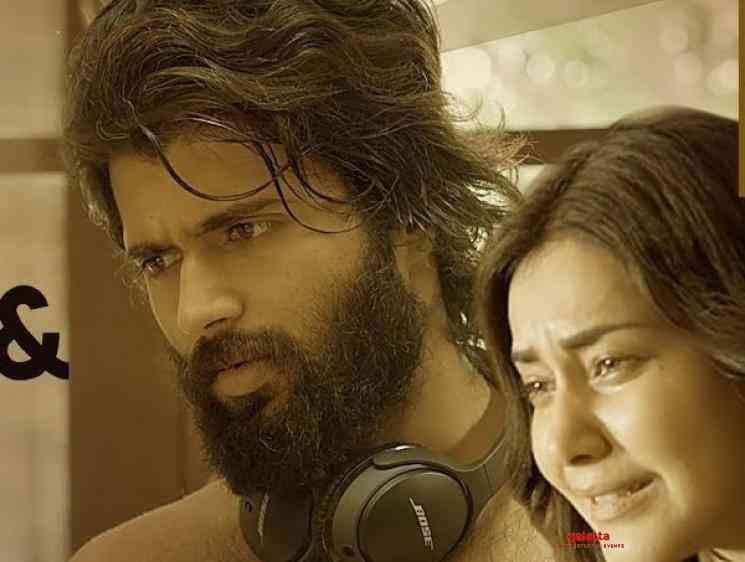 World Famous Lover Vijay Deverakonda Rashi Khanna Break Up Scene - Tamil Movie Cinema News