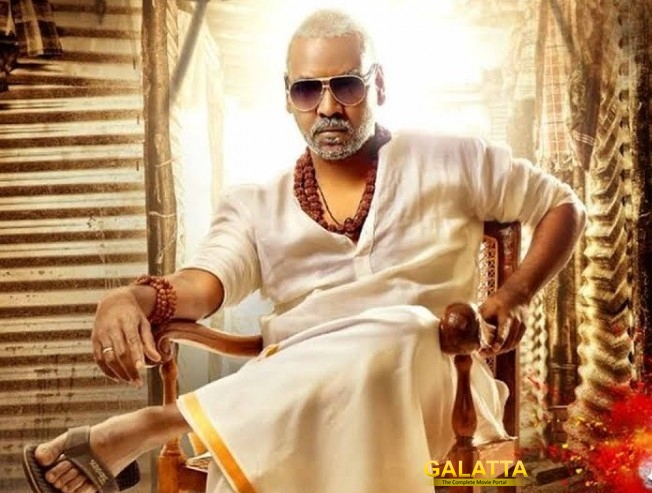 Kanchana 3 New Song Promo Is Out!