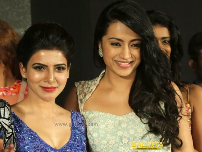 Samantha's Lovely Message To Trisha After Watching 96!