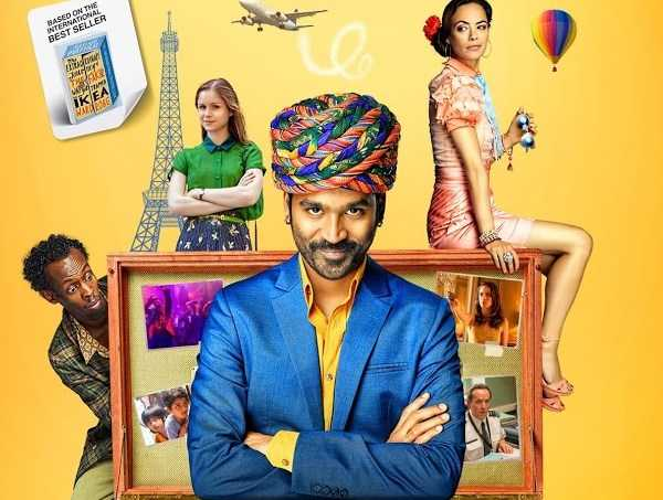 New Video Song Dhanush's Pakkiri Is Out!