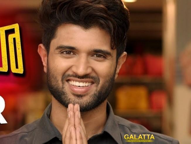 Vijay Deverakonda Taxiwaala Trailer Is Out Official Release