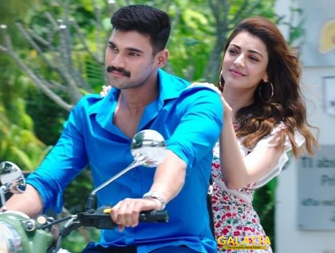 Kavacham Official Trailer Bellamkonda Sai Sreenivas Kajal Aggarwal Mehreen Pirzada