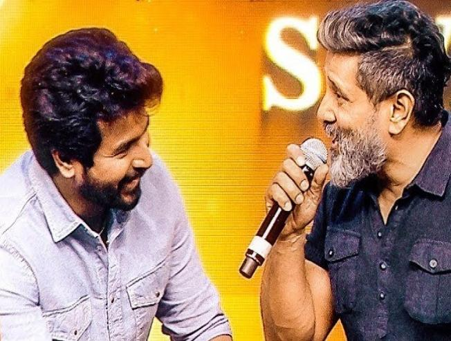 FUN TIME: Sivakarthikeyan To Direct Chiyaan Vikram In His Debut Directorial!
