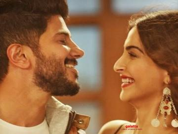 Dulquer Salman's New Romantic Video Song Released! Check Out!