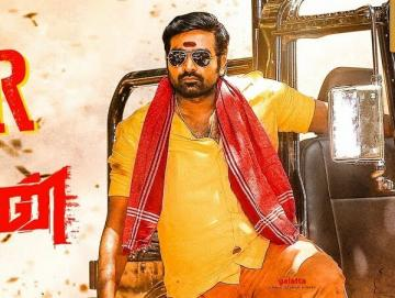 VIjay Sethupathi's Action Packed Sangathamizhan Trailer Is Out!