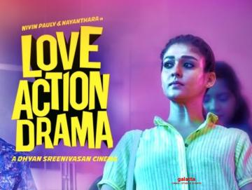 Nayanthara's New Video Song From Love Action Drama Is Here!