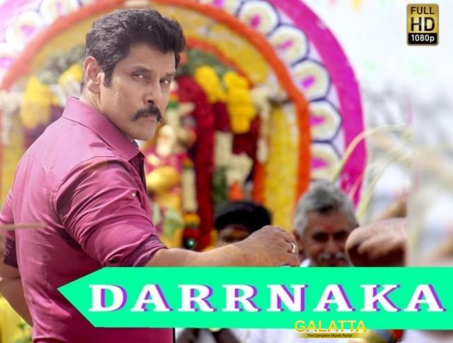 Saamy 2 - Darrnaka Video Song Watch Online Vikram KeerthySuresh