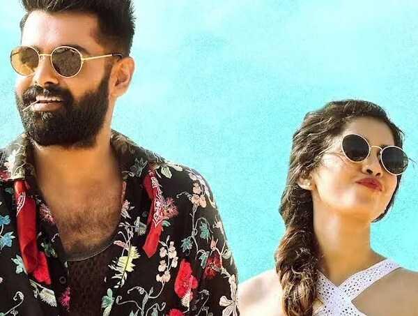New Romantic Song Promo From iSmart Shankar Released!