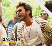 Dhanush's treat from tomorrow