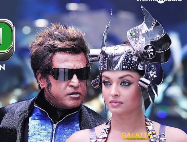 Rajinikanth 2point0 Enthiran Original Background Score Rahman Released
