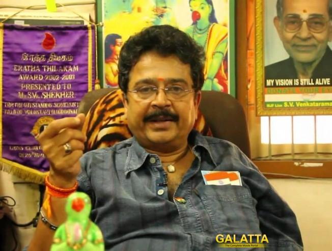 ajith comment on natchathira vizha malaysia event s ve shekhar mersal kabali