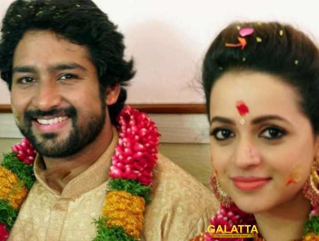 Malayalam Actor Bhavana Marriage Date Announced Naveen