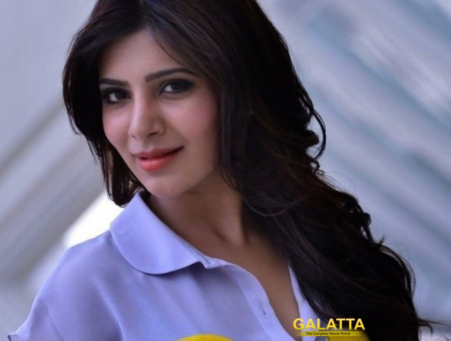 Samantha Akkinenin Begins Dubbing For Super Deluxe And Updates About Seema Raja And U Turn