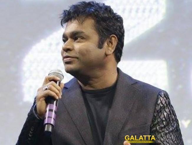 2.0 Trailer Launch: A. R. Rahman Speech