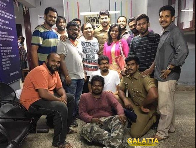 Maayavan to have interesting action sequences