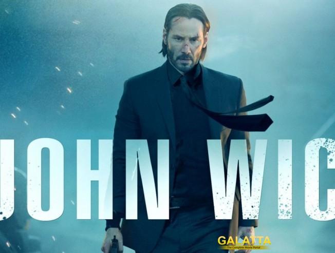 Fishburne in John Wick sequel?