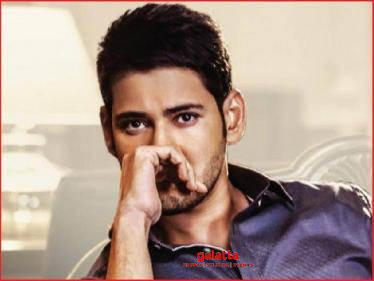 Superstar Mahesh Babu praises this is recent Tamil film-