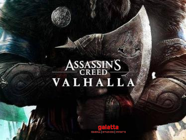 Assassins Creed Valhalla: Cinematic World Premiere Trailer | Ubisoft - Tamil Cinema News
