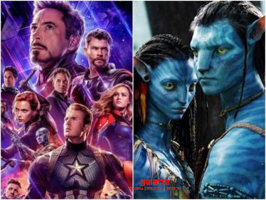 Avengers and Avatar to re-release first in Chinese theatres after Coronavirus lockdown - English Cinema News