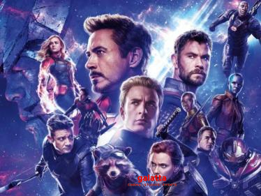 Avengers: Endgame records highest counter advance bookings in Vettri Theatres - Tamil Cinema News