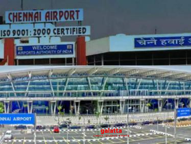 Chennai Airport to most likely have only departures! - Telugu Cinema News