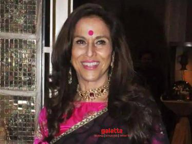 Tollywood erupts as journalist Shobhaa De mistakenly posts condolences for Megastar Chiranjeevi!-