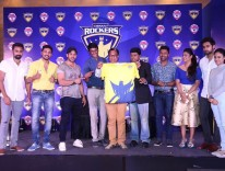 Chennai Rockers team unveiled for CBL Season 1  - Tamil Movies News