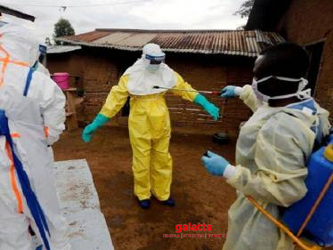 Democratic Republic of Congo declares fresh outbreak of Ebola Virus!