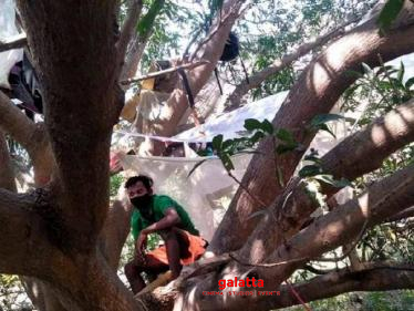 Assam guy who returned from Chennai asked to stay in quarantine in tree house!