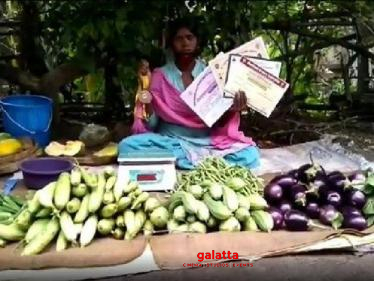National level archer forced to sell vegetables during lockdown seeks Govt help!