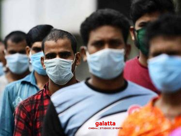 Coronavirus India update: Death toll at 124, number of people affected rises to 4,789 - Tamil Cinema News