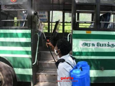 Coronavirus crisis | Tamil Nadu government's guidelines for bus travel during lockdown 5
