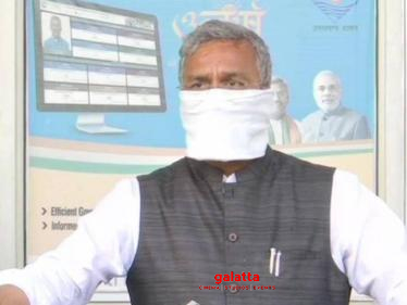 Coronavirus crisis | Uttarakhand Chief Minister under home quarantine along with other ministers - Tamil Cinema News