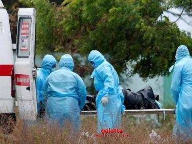 Coronavirus crisis   India surpasses China's death toll