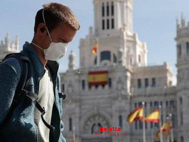 Coronavirus update: Spain death toll rises first time in five days; 743 dead - Tamil Movies News