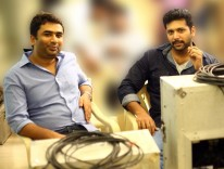 Jayam Ravi-Shakti project title details - Tamil Cinema News