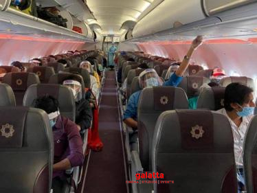 Coronavirus crisis | Keep middle seats empty or give 'wrap-around gowns': DGCA to Airlines-