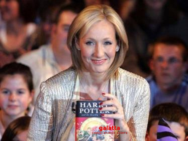 Harry Potter author J. K. Rowling reveals breathing technique to recover from coronavirus symptoms - Tamil Cinema News